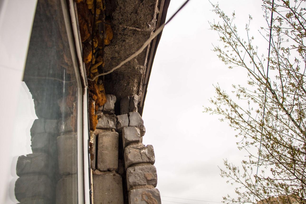 Окна постоянно протекают во время дождя