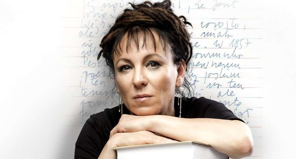 Писательница Ольга Токарчук