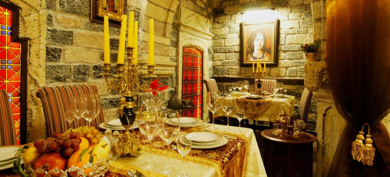 Музей-ресторан Şirvanşah