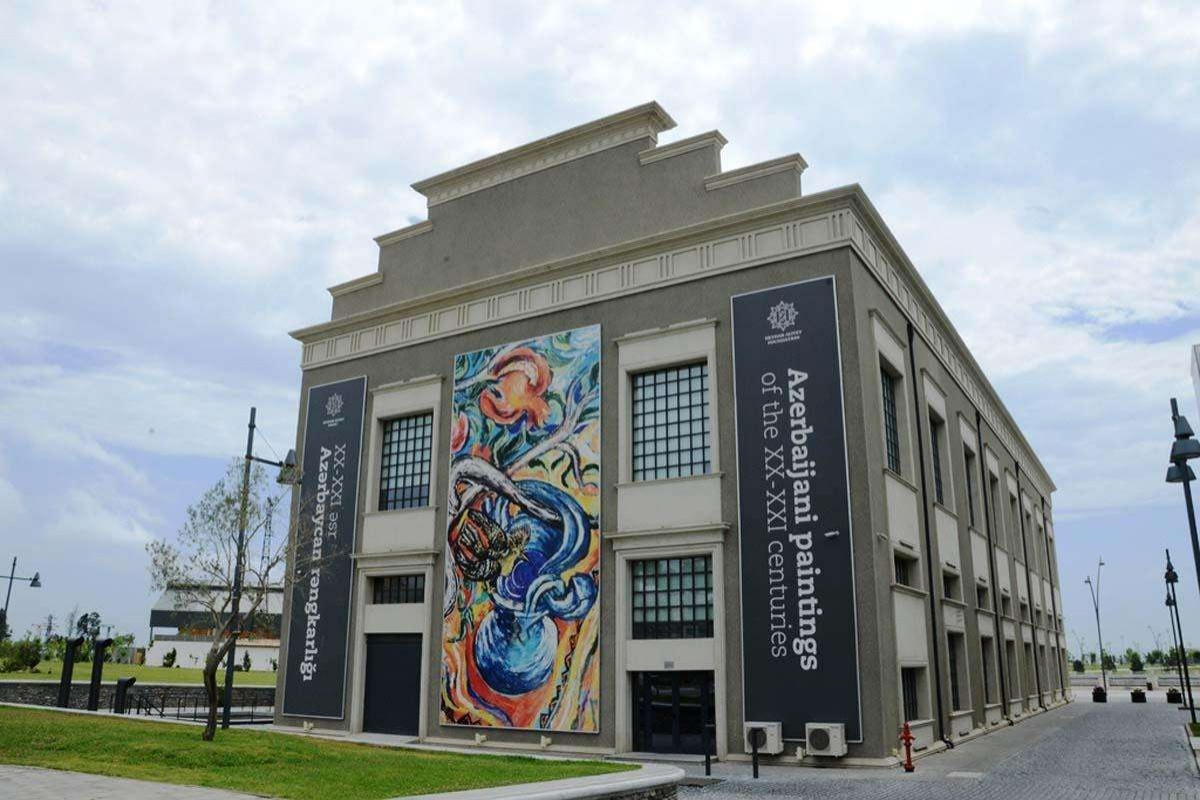 Центр современного искусства Yarat