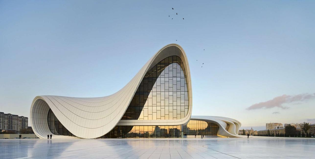 Heydar Aliyev Center в Баку