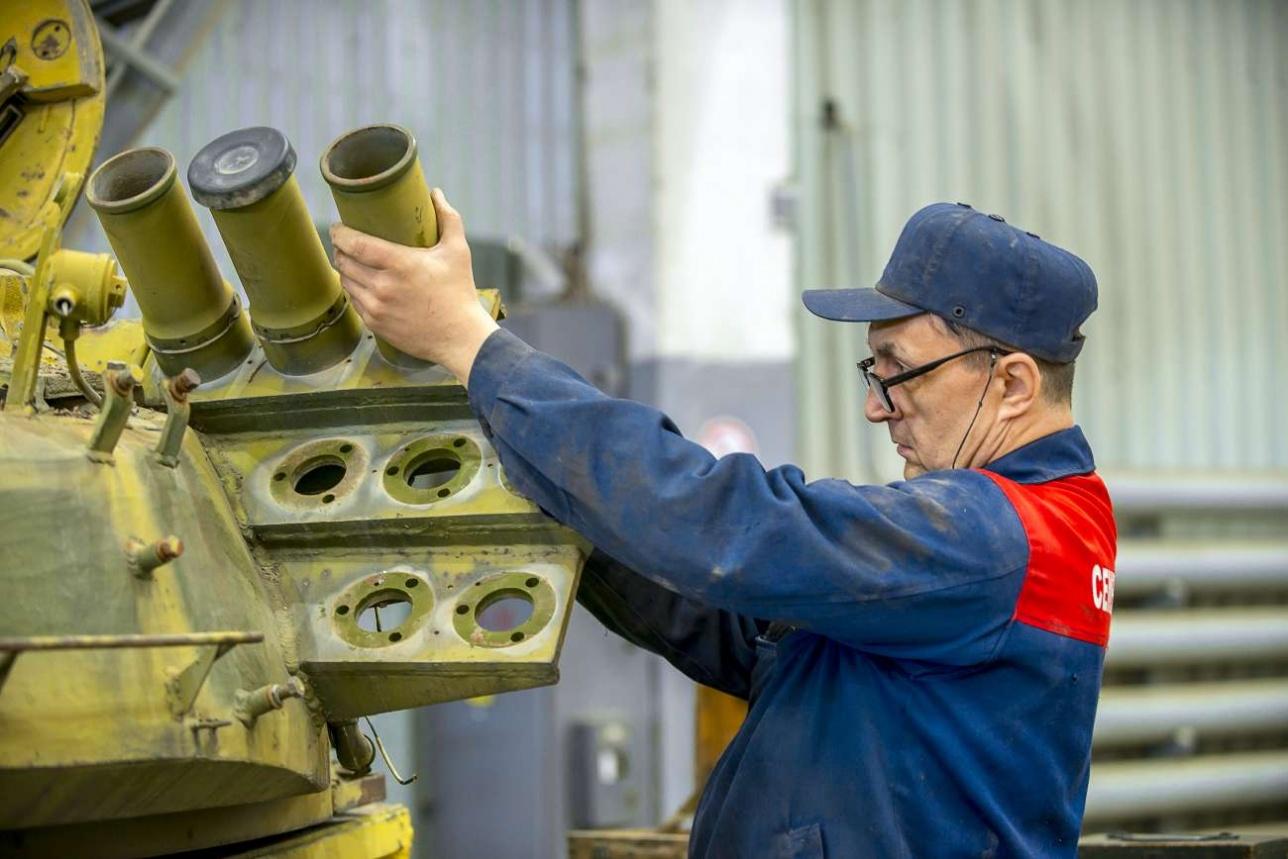 В советской бронетехнике был заложен колоссальный ресурс прочности