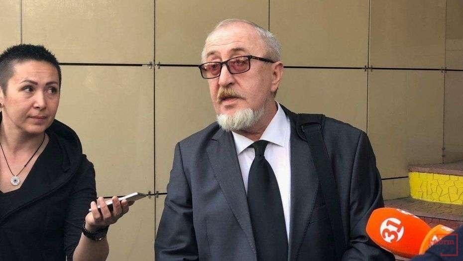Журналист Ratel.kz Вадим Борейко