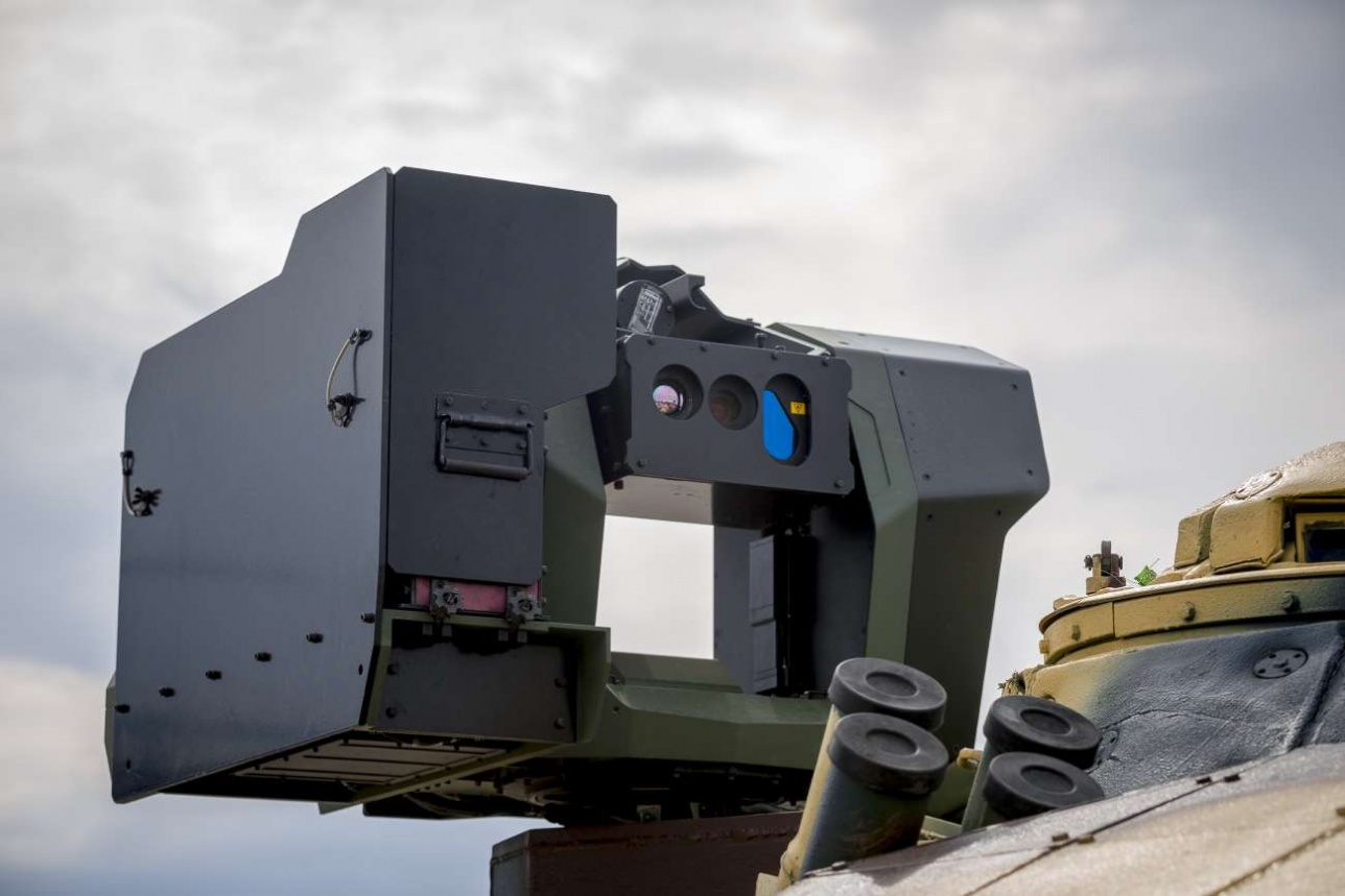 Дистанционно управляемый боевой модуль