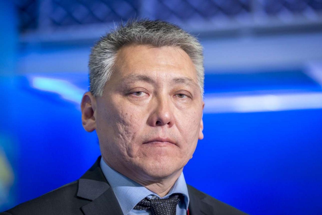 """Талгат Турлыбаев, генеральный директор АО """"Семей инжиниринг"""""""