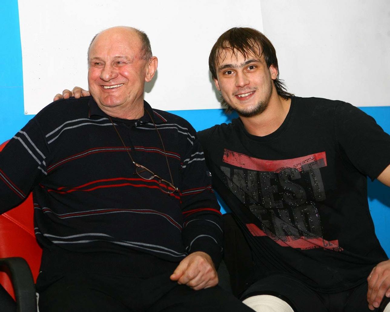 Энвер Туркелери сделал Илью Ильина олимпийским чемпионом 2008 года