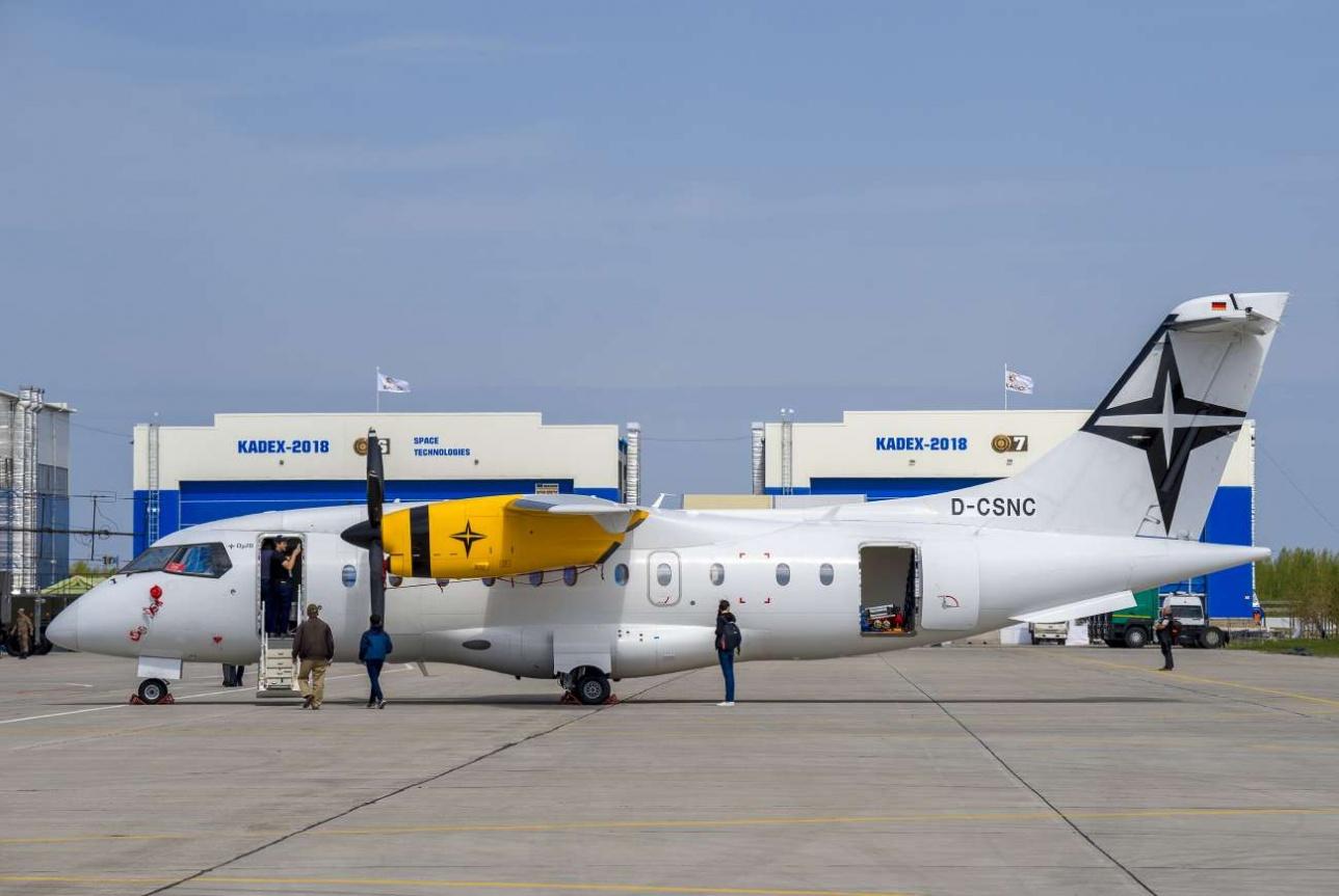 Самолёт Dornier 328-100