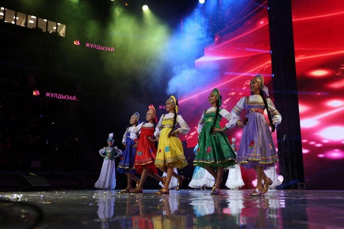 Прошедший фестиваль был посвящён посвящен 20-летнему юбилею Астаны