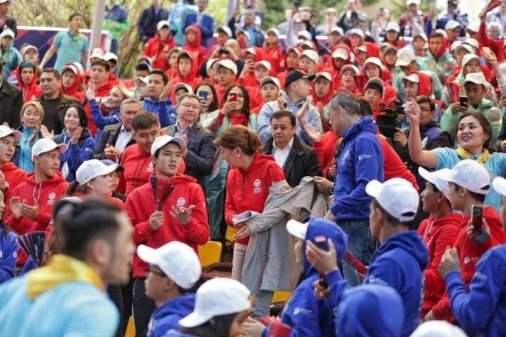 SportFest Kazakhstan - проект по развитию массового спорта