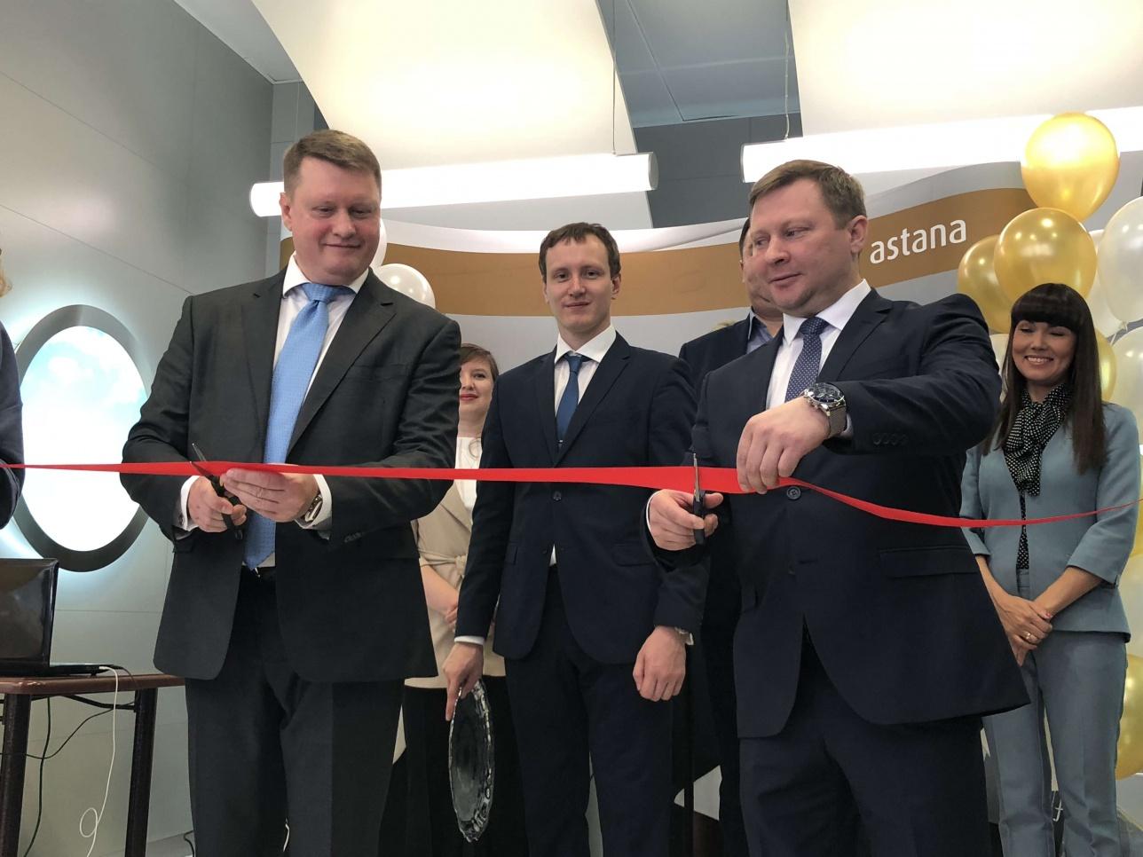Авиарейс Астана Тюмень запустили 2 июня