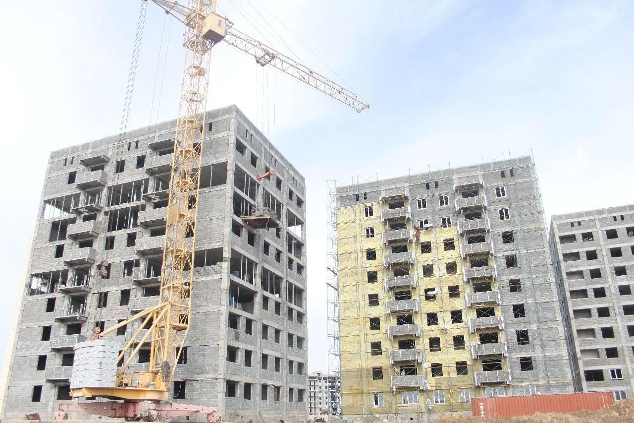 В ЮКО сдадут 30 многоэтажек до конца года