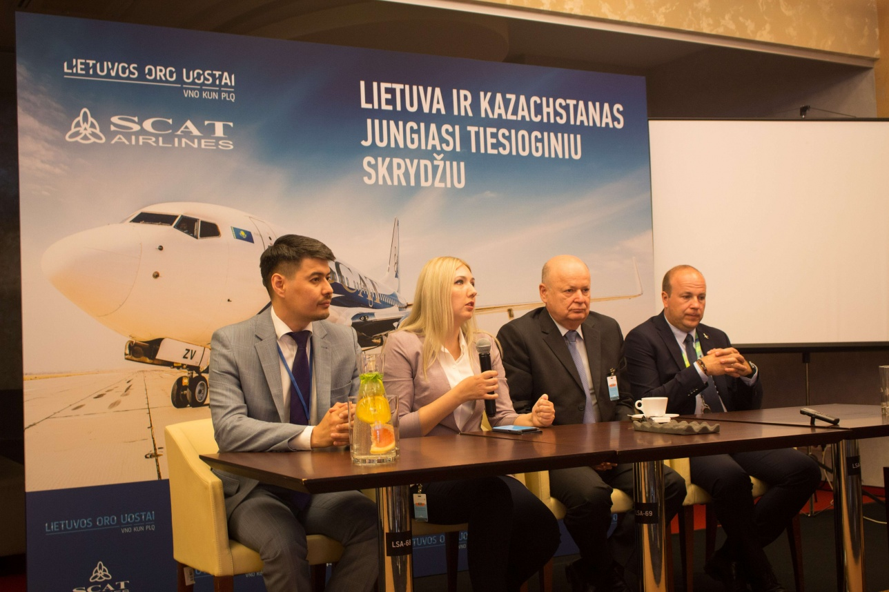 Пресс-конференция в Вильнюсе