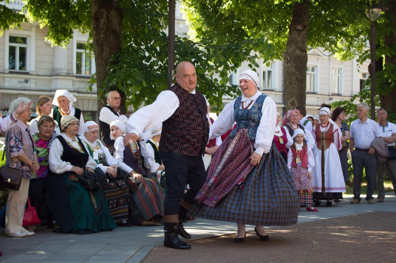 Фестиваль фольклорного творчества