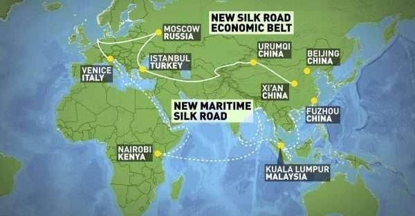 Қытайдың Еуразиядағы ең үлкен транзиттік жолы тауар айналымының 3 есе жылдам жүруіне негіз болады