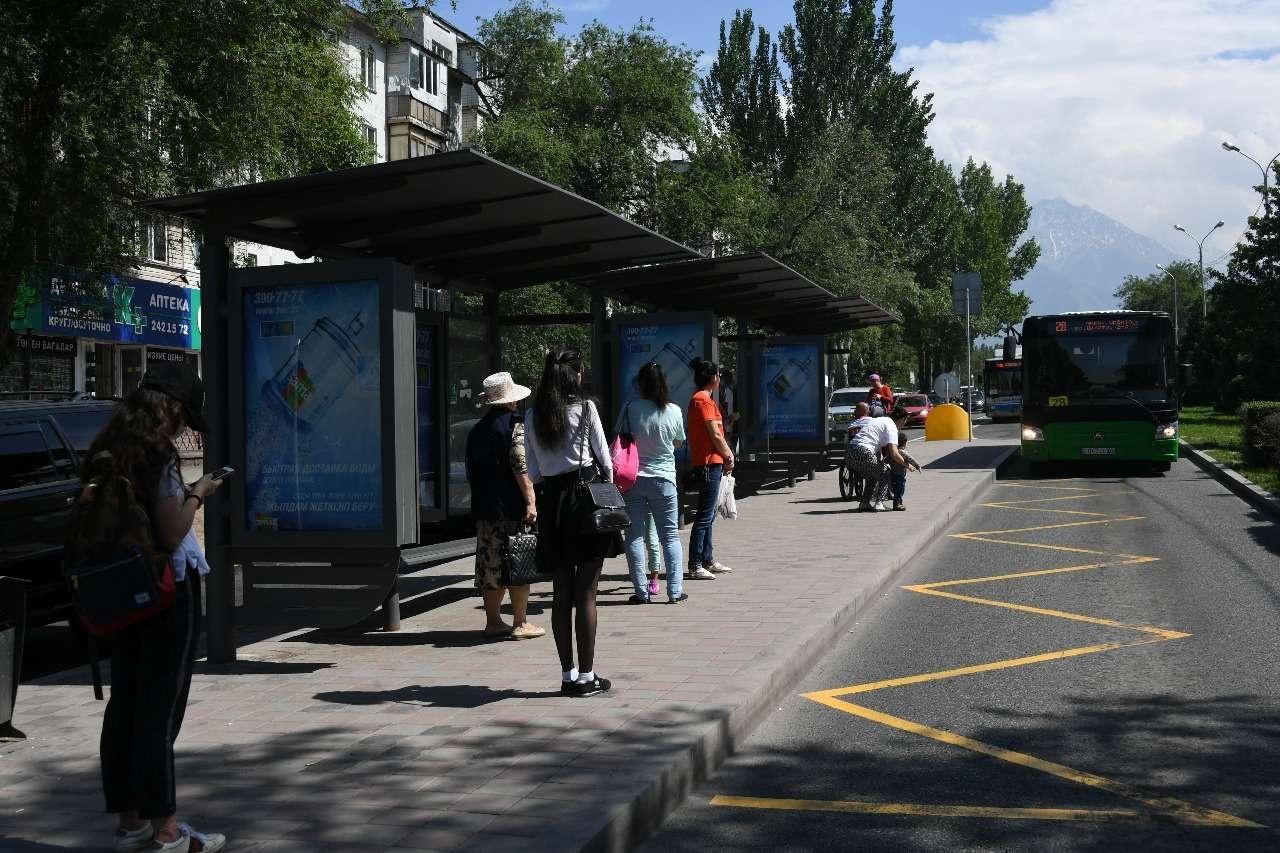 Работы по строительству линии BRT продолжаются