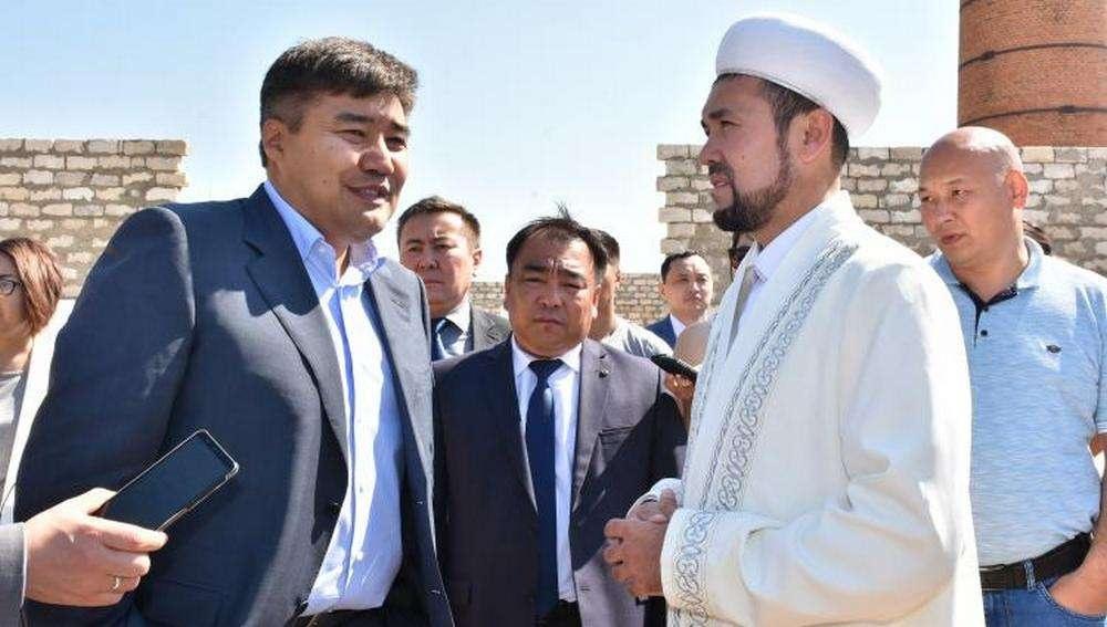 Дархан Калетаев побывал в сёлах Актюбинской области
