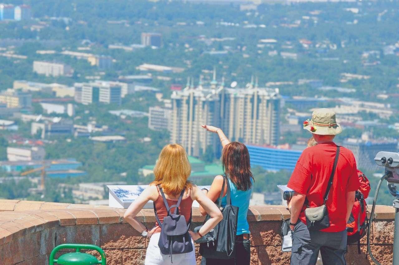 130 тысяч туристов посетили Алматы в первом квартале