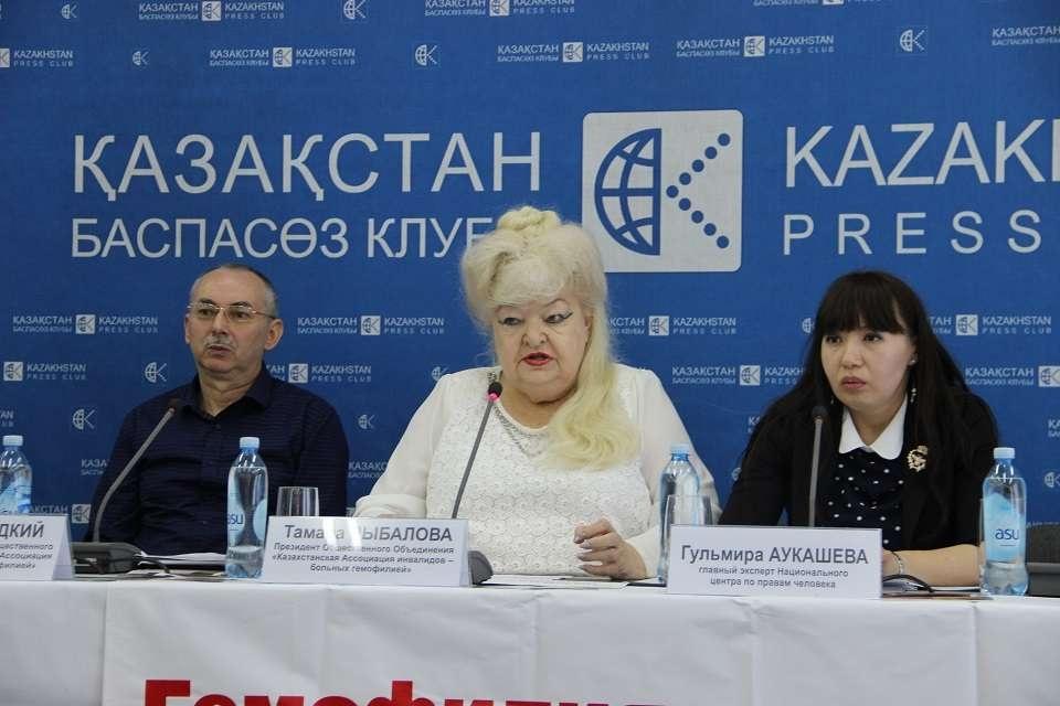 Тамара Рыбалова и её коллеги призвали Минздрав к действиям