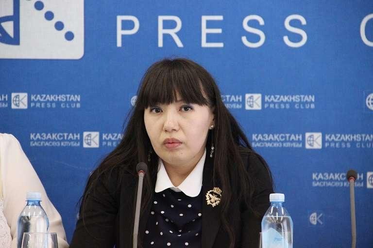 Гульмира Аукашева
