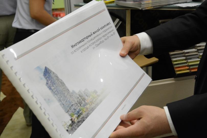 Проект жилого дома, в котором будут использоваться материалы болгарской компании