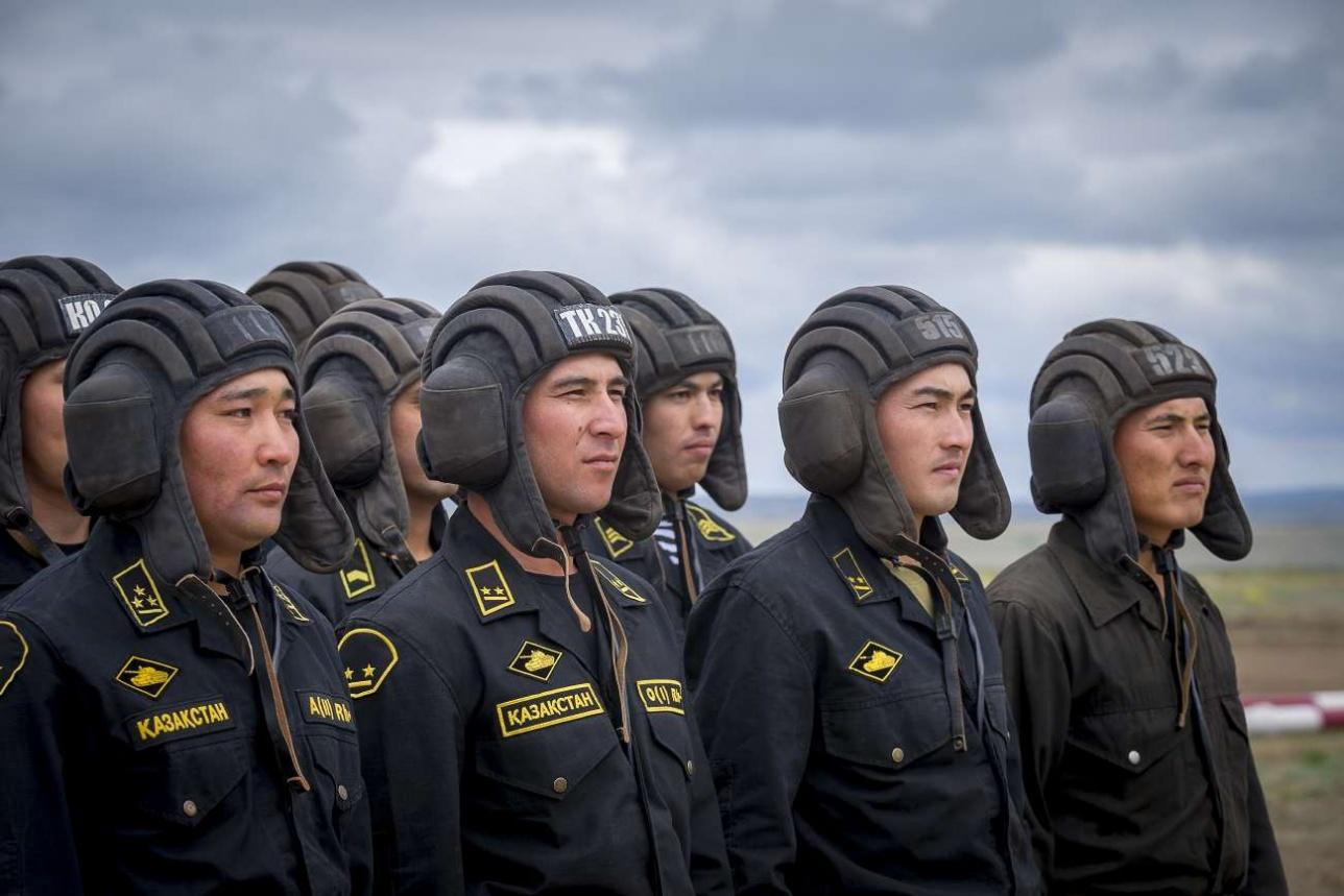 На соревнования в Россию поедут лучшие казахстанские танкисты