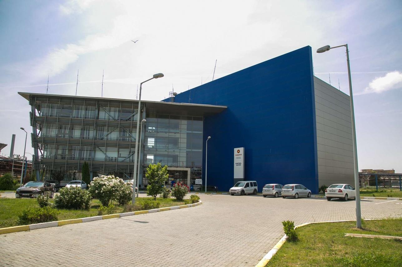 Центр управления Petromidia