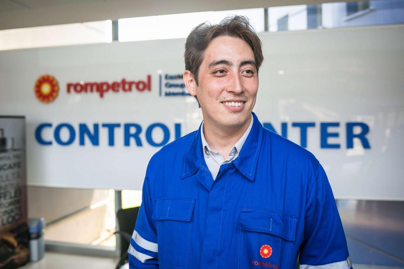 Куаныш Досмуратов, руководитель отдела компетенций завода Petromidia