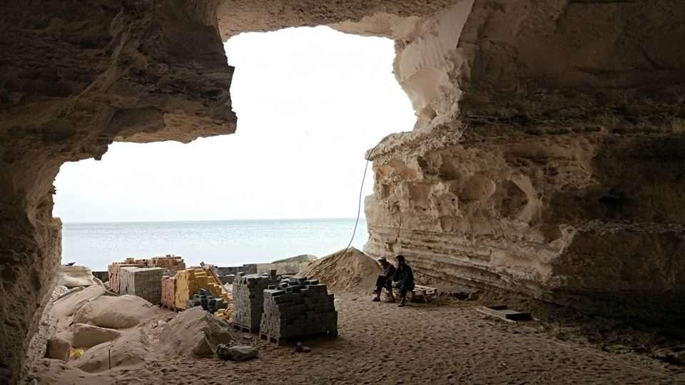 Работы по благоустройству пещеры планируют завершить до конца августа