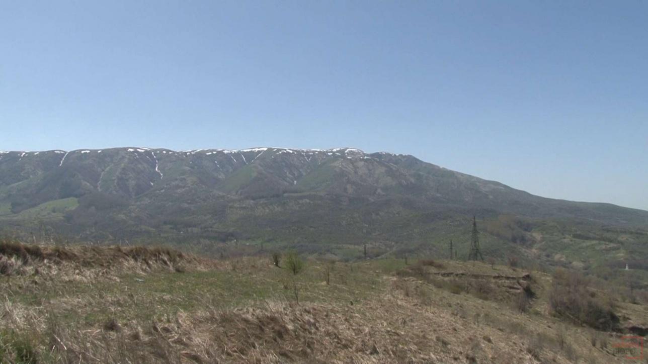Горы в Алматинской области
