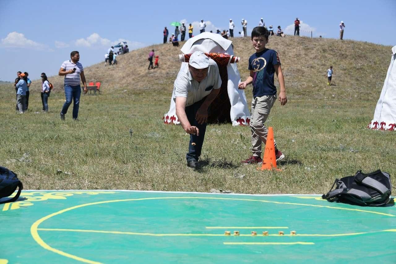 На фестивале есть развлечения и для детей