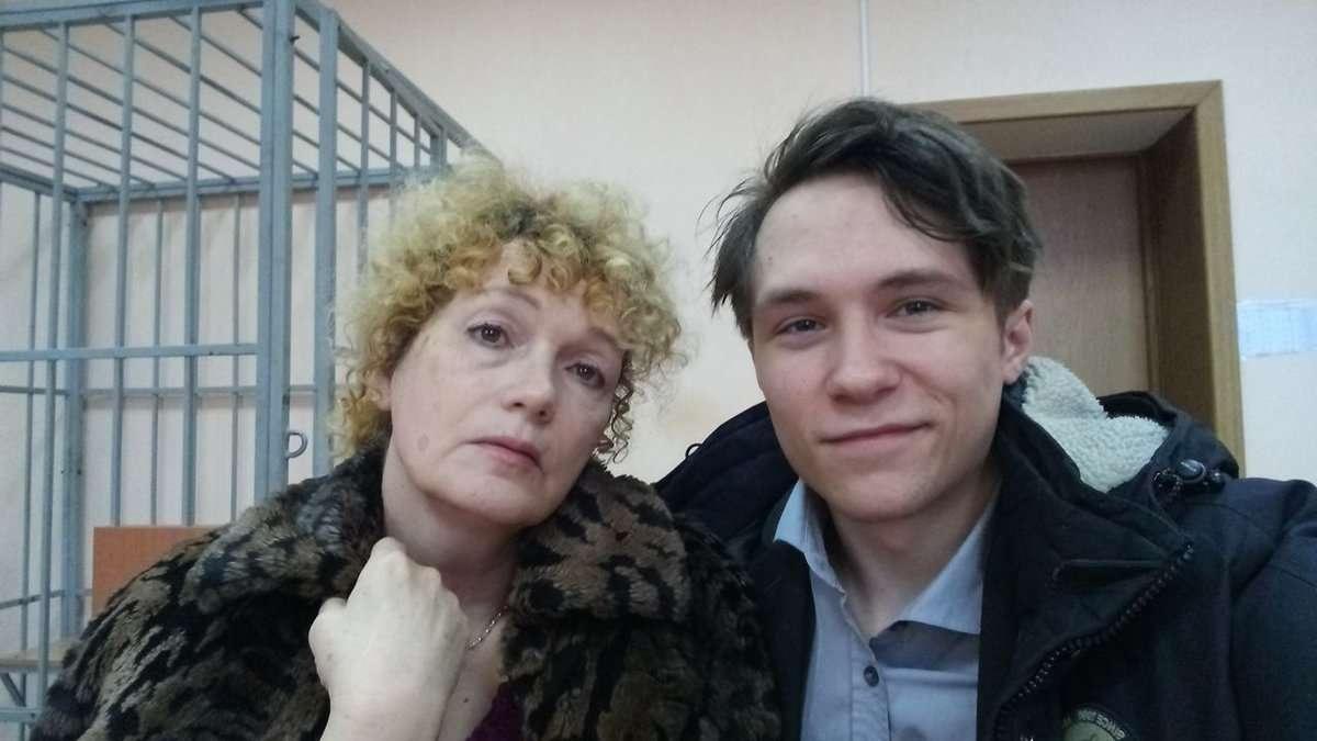 """Один из героев фильма """"Возраст несогласия"""" (справа)"""