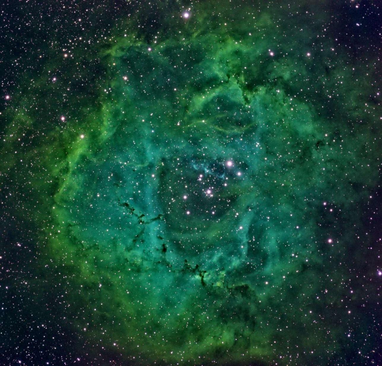 "Туманность ""Розетка"" (NGC 2237)"