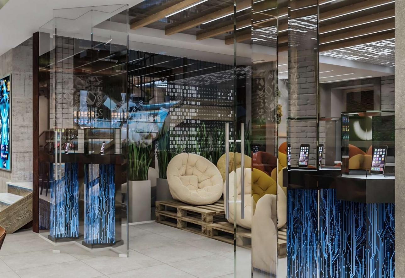 Gadget Studio - ресторан Николая Турубара в Москве
