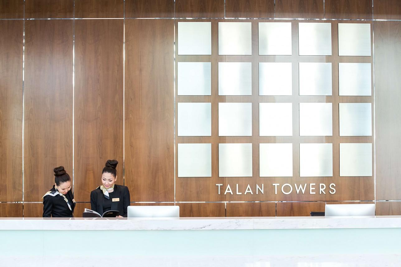 Talan Towers
