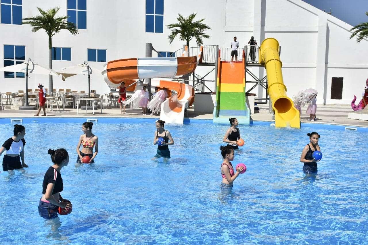 Новый аквапарк в Актобе