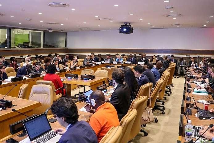 Дебаты в Совете безопасности ООН