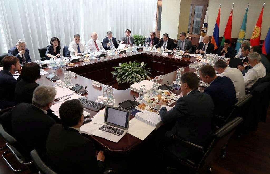 Проблемы внутреннего рынка обсудили вице-премьеры стран-участниц ЕАЭС