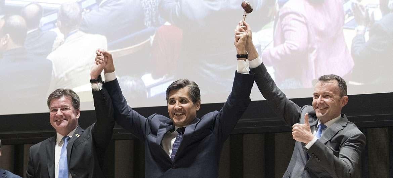 В ООН согласовали окончательный текст договора о миграции