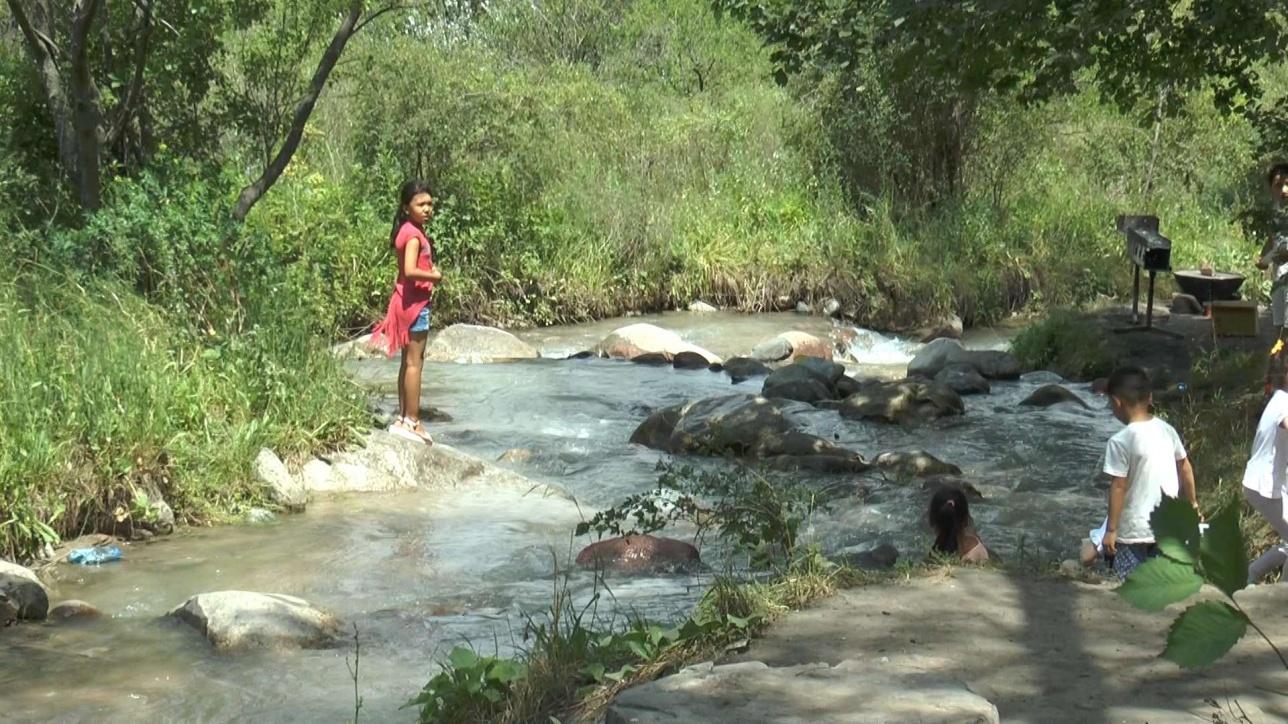 В руслах городских рек ожидается подъём уровня воды