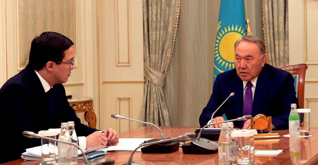 Нурсултан Назарбаев дал главе Нацбанка РК ряд конкретных поручений