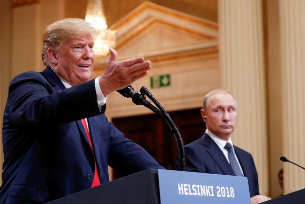 Трамп выразил уверенность, что они будут часто встречаться с Путиным