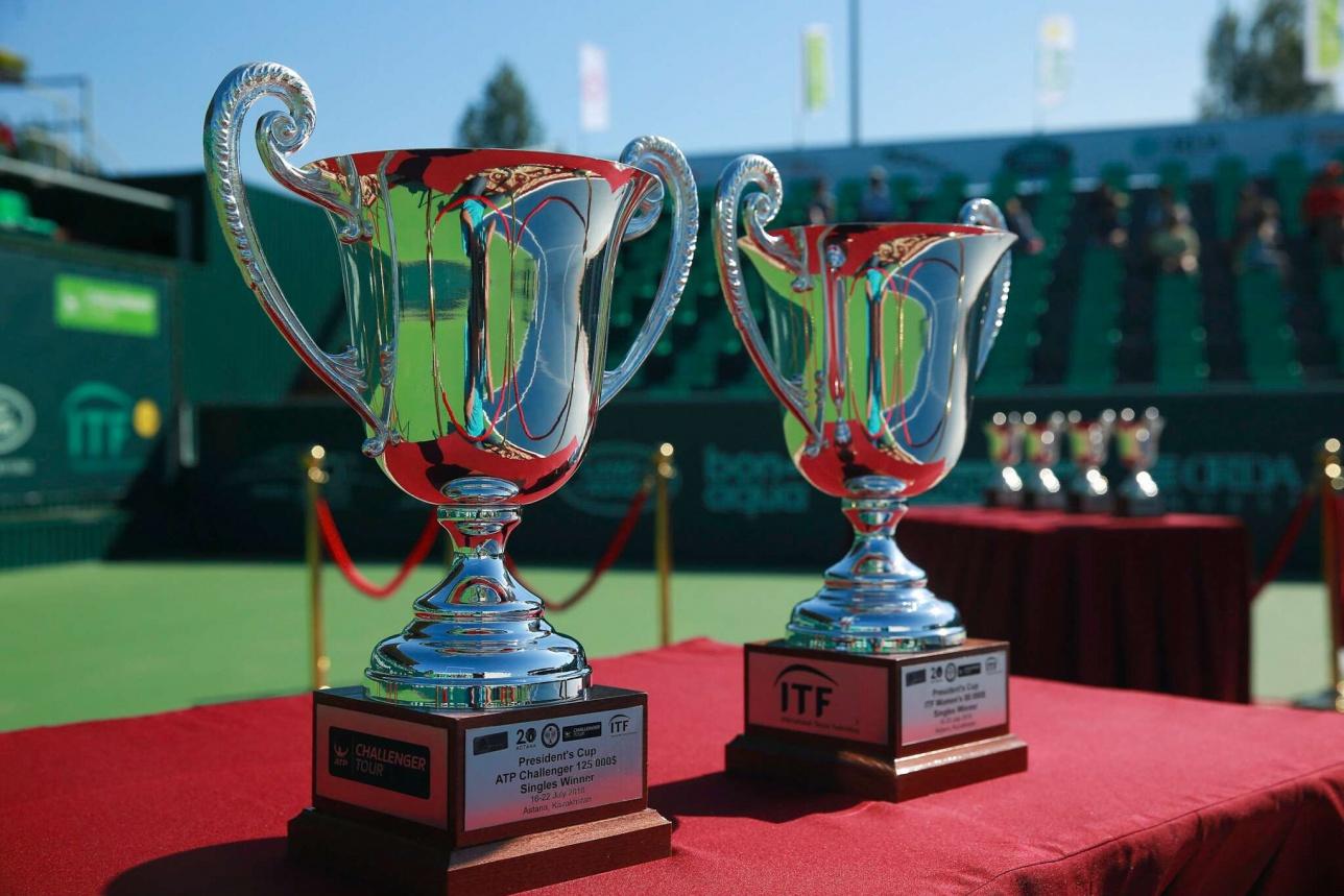На кону турнира Кубок Президента и призовой фонд в 205 тысяч долларов