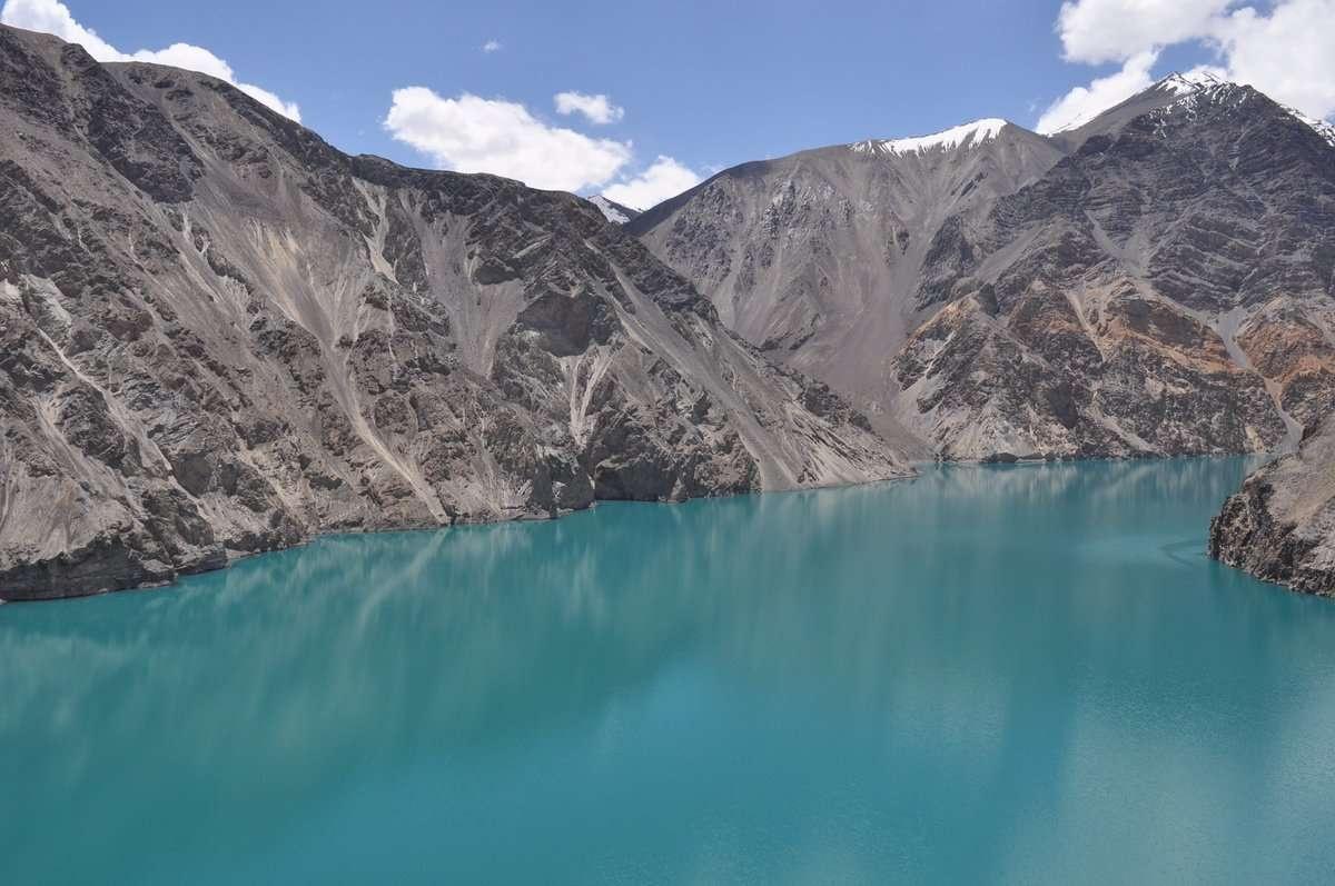 Сарезское озеро