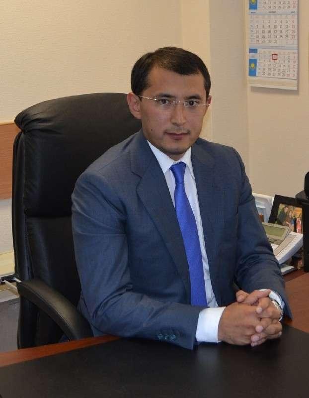 Канат Шукунев назначен заместителем управляющего делам Президента РК
