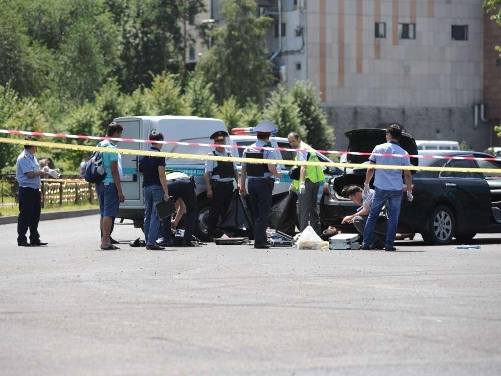 Полицейские в Алматы оказались не готовы к нападению террориста