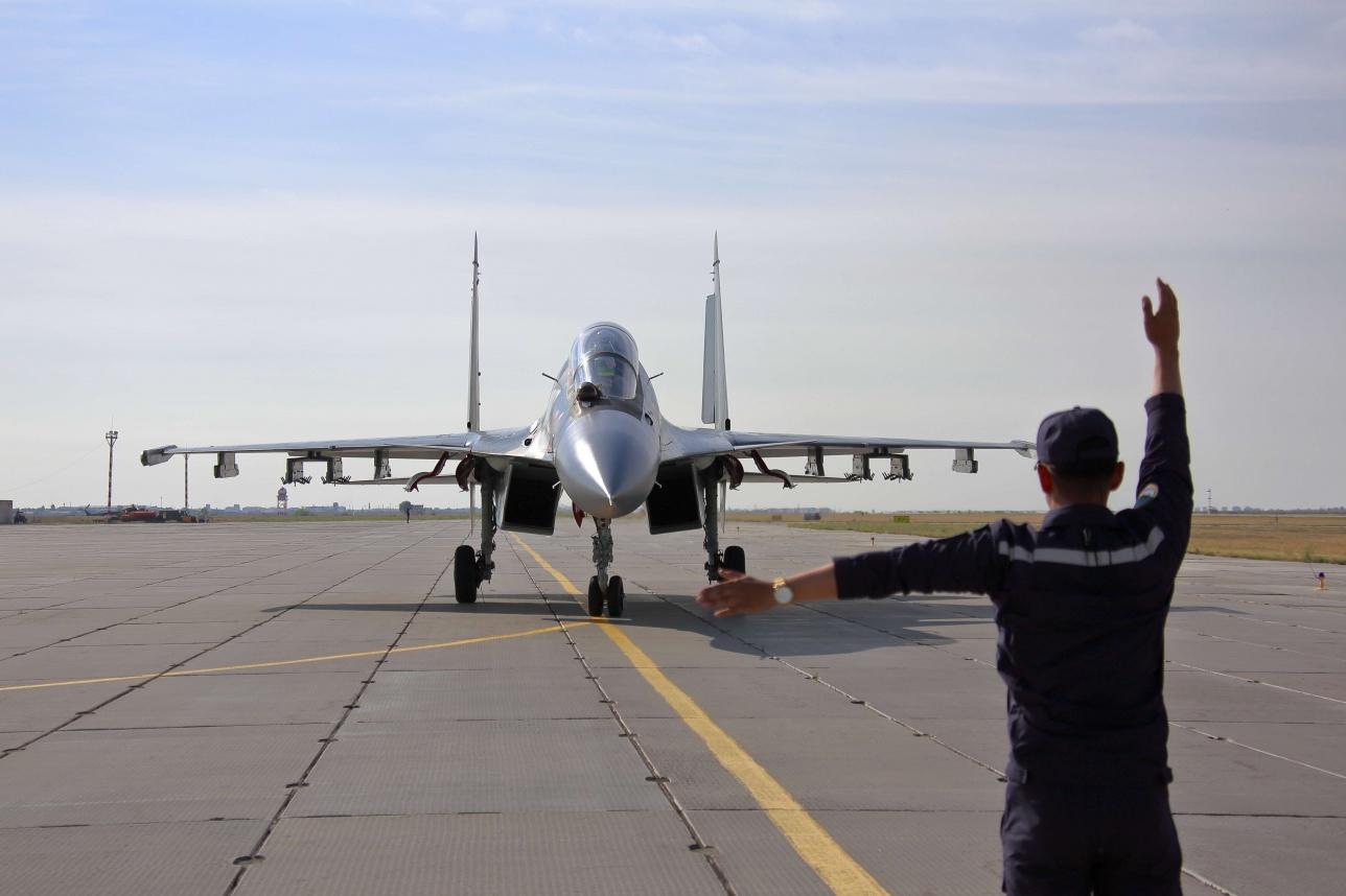 Лётчики для перегона техники прибыли в Актобе