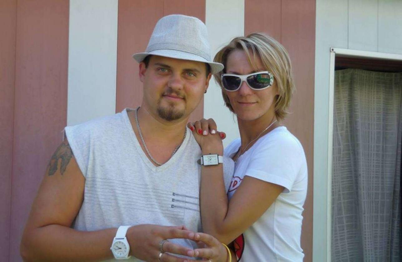 Георгий Копылов и Тамара Вааль