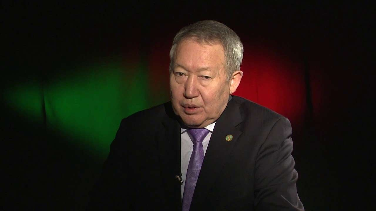 Член общественного совета Алматы Какимжан Бишманов