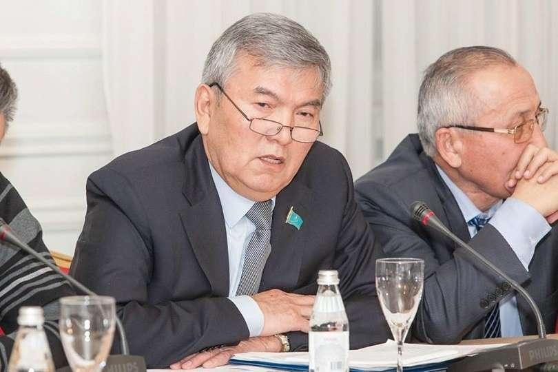 Глава общественного совета Алматы Ра