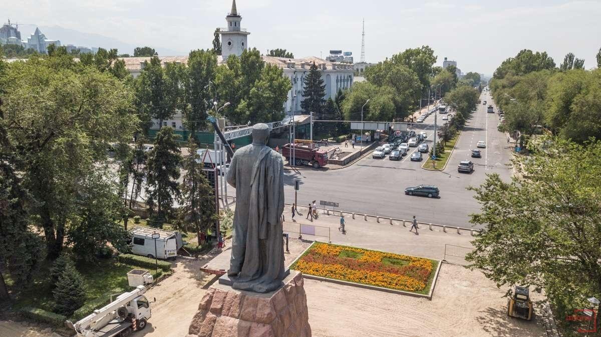 Проспект Достык и Абая реконструируют до 1 сентября